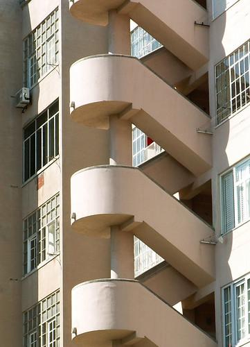 Lisboa - Fire escape 311