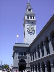 Clocktower@Ferry Building