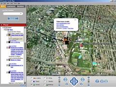 GoogleEarth-flickr-TokyoTower   by earthhopper
