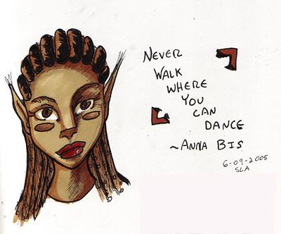Anna Bis - Dance