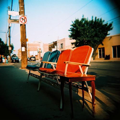 Sidewalk Seating | by .natalie