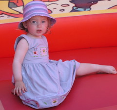 Bouncy Castle Stretch