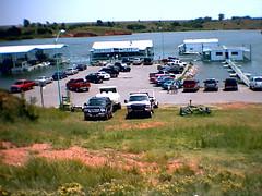 Christmas In July Foss Lake 2020 Exploring Oklahoma History   Blog   Christmas in July at Foss Lake