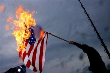 Burning the Flag