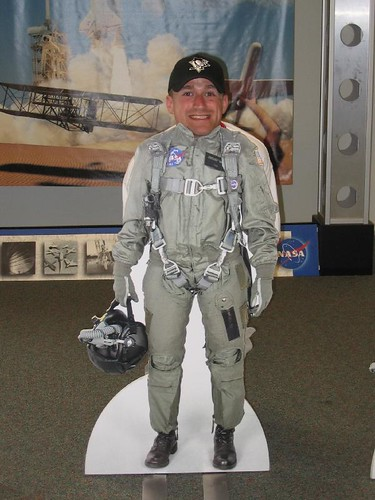 Mike Astronaut