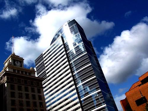 Shiny Happy Buildings