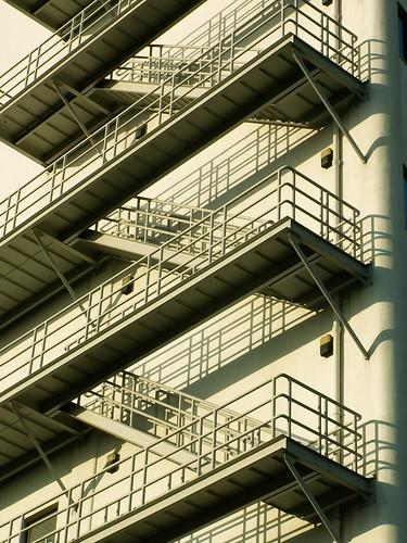 Lisboa - Fire escape 323
