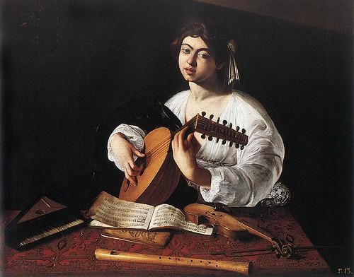 Caravaggio_Lute Player_NY