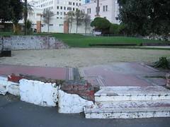 Jack Ilott Green, Wellington Civic Square.