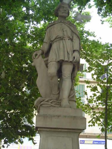 escultura de Jaume Ferrer