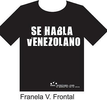 SE HABLA VENEZOLANO - FRONTAL
