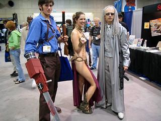 Ash, Leia and a Twin