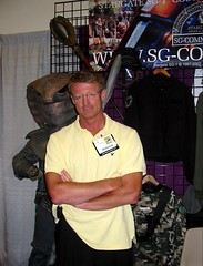 Stargate Stunt Guy