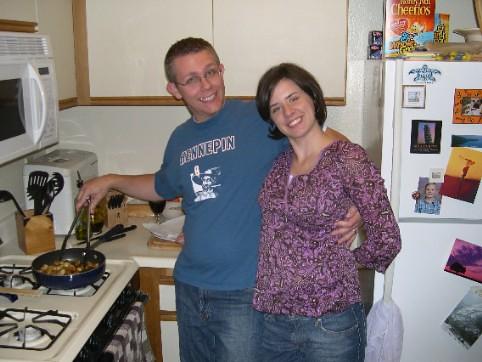 Brian and Kara