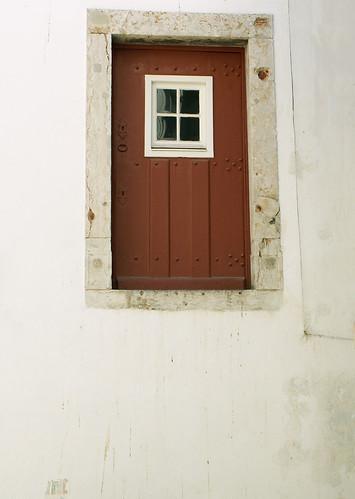 Door at Alfama