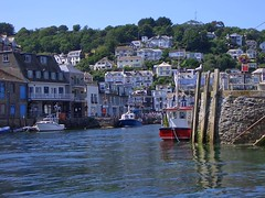 Looking back to Looe from the quay | by jonl1973