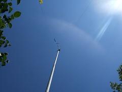 makeshift antenna 2