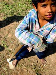 7-year old José Roberto
