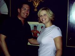 Todd and Nicole