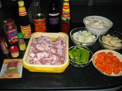 Pork Stew meez