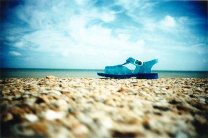 Lomokev - Abandoned shoe