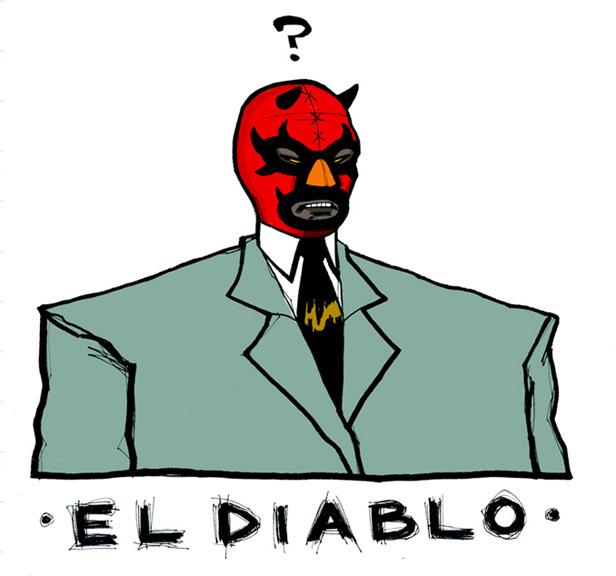 el diablo (color)