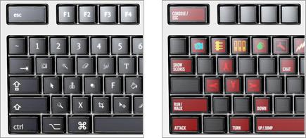 El teclado ideal