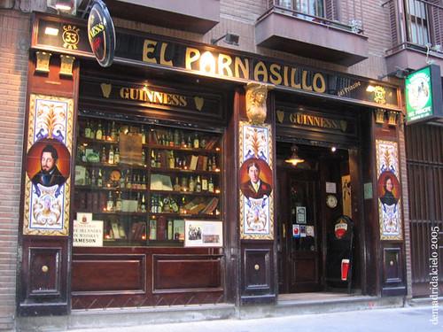 Café El Parnasillo, Madrid