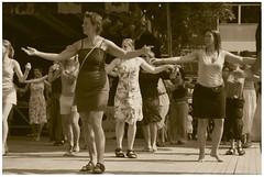 dansen in Baudelo