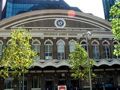 Fenchurch St Station.