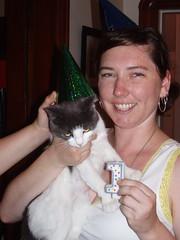 me & the birthday girl