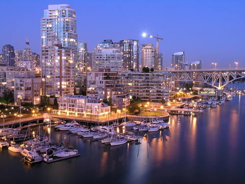 Downtown Vancouver   by PoYang_博仰