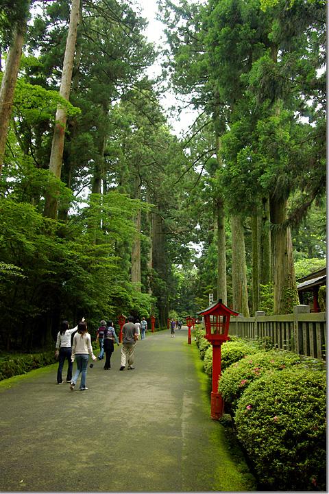 箱根神社 photo by *istD