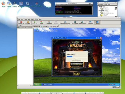 VMware and WoW