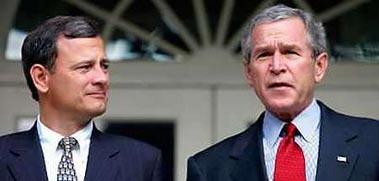Roberts and Bush