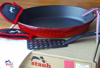 Staub-Oval-Pan