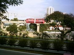 Monorail + Collage Methodist
