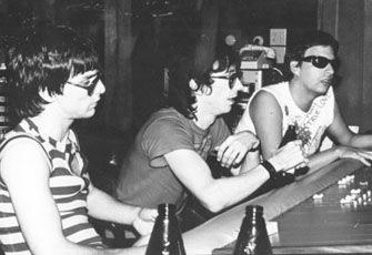 David, Stiv & Thom Wilson