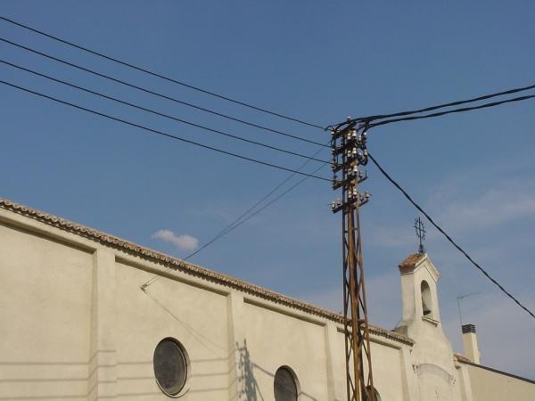 iglesia lineal