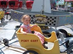 ponycart