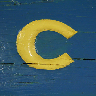 letter C | by Leo Reynolds