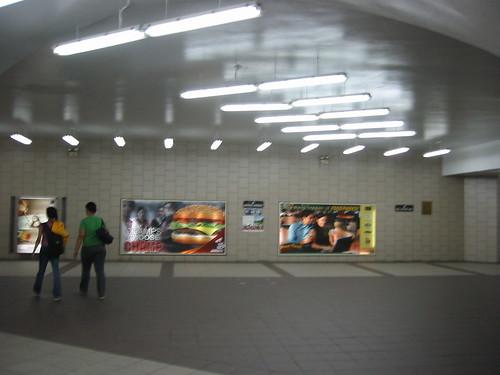 Paseo Underpass