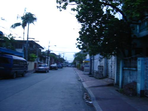 street, Cubao