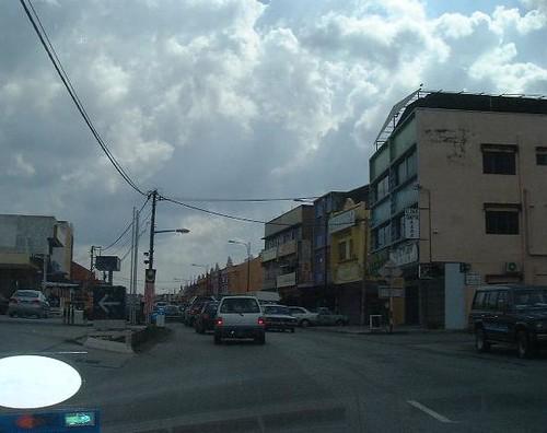 Tampin: Town I