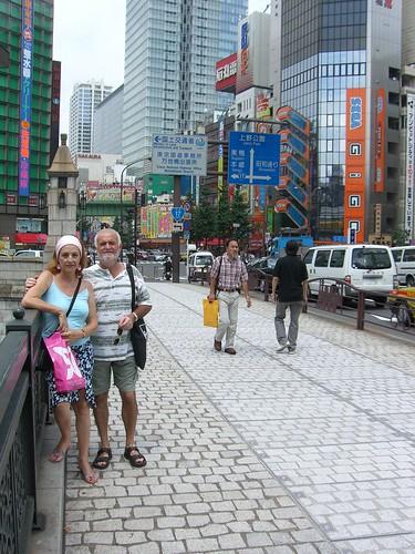 Paseo por Akihabara class=
