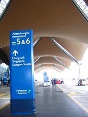 KLIA: Departure Area