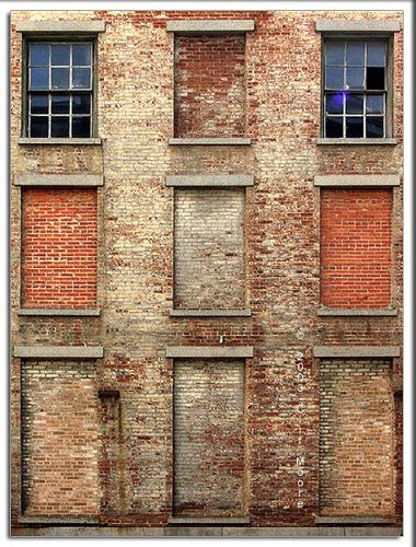 janelas fechadas