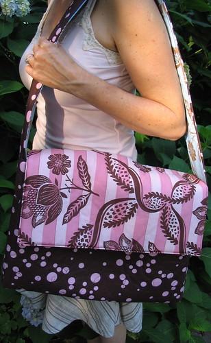 elizabeth's diaper bag