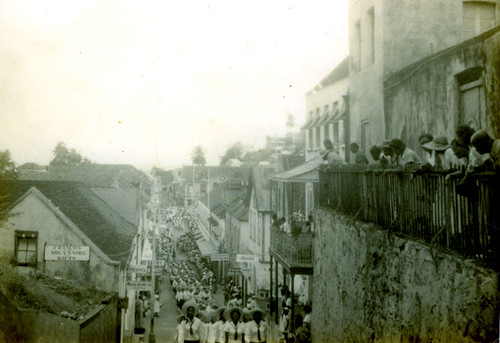 May Day Procession Grenada