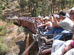 Traintop Passengers